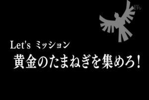 NHK | Let's天才てれびくん | たまねぎキャッチャーが紹介されました。