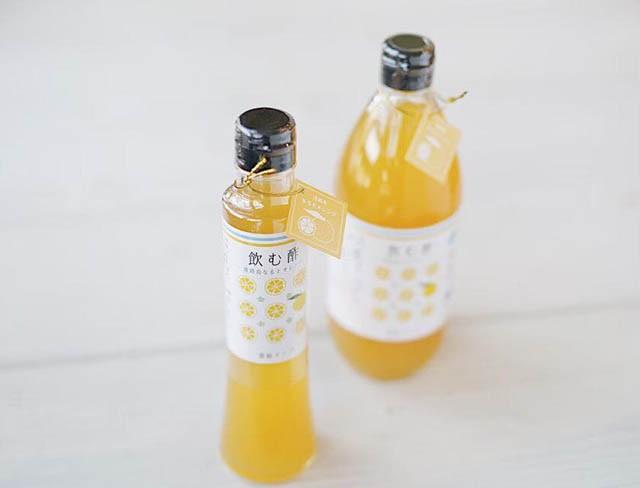 飲む酢淡路島なるとオレンジ味