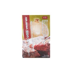 淡路牛ステーキカレー(中辛)(250g)